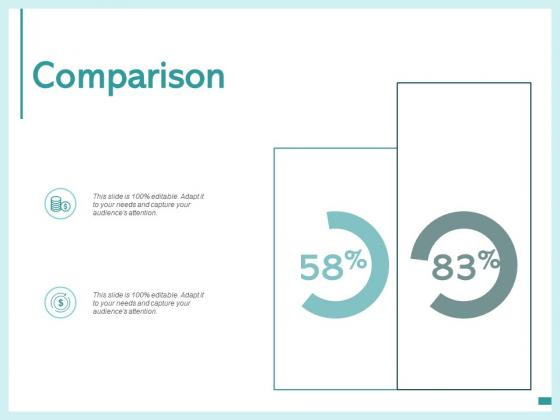 Comparison Management Marketing Ppt PowerPoint Presentation Layouts Deck