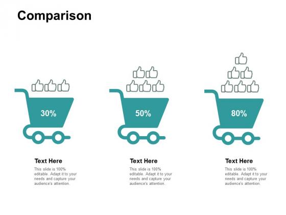 Comparison Management Ppt PowerPoint Presentation Pictures Gallery