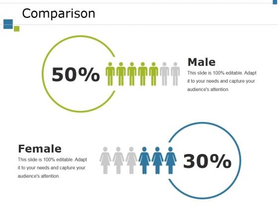Comparison Ppt PowerPoint Presentation File Infographics