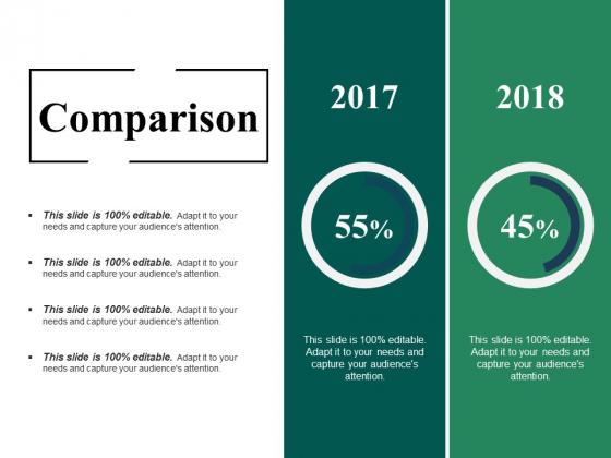 Comparison Ppt PowerPoint Presentation Gallery Topics