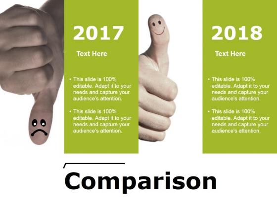 Comparison Ppt PowerPoint Presentation Inspiration Template