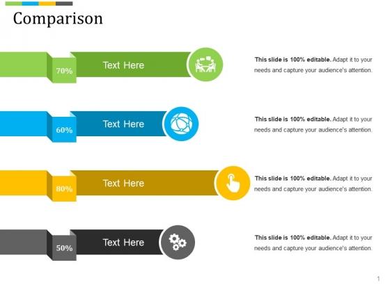 Comparison Ppt PowerPoint Presentation Portfolio Slideshow