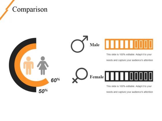 Comparison Ppt PowerPoint Presentation Show Gridlines