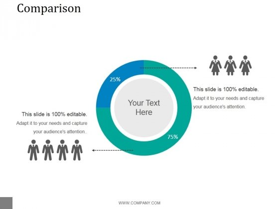 Comparison Ppt PowerPoint Presentation Template