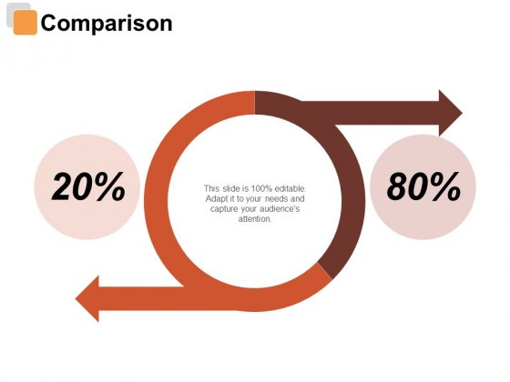Comparison Risk Estimator Ppt PowerPoint Presentation Icon Layout
