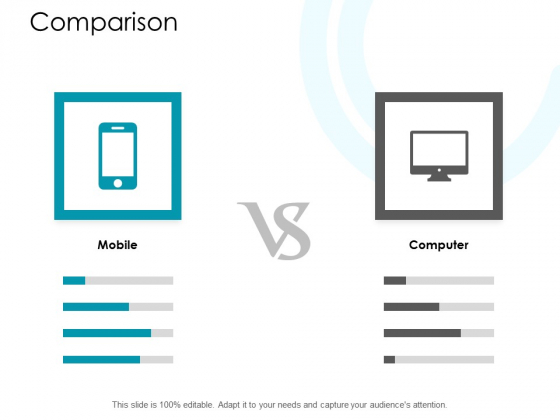 Comparison Technology Ppt PowerPoint Presentation Inspiration Vector