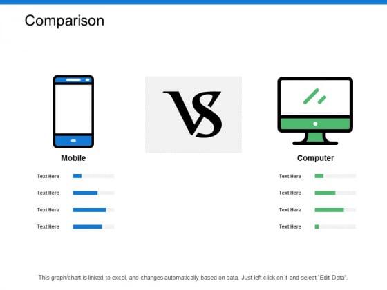 Comparison Technology Ppt PowerPoint Presentation Pictures Introduction