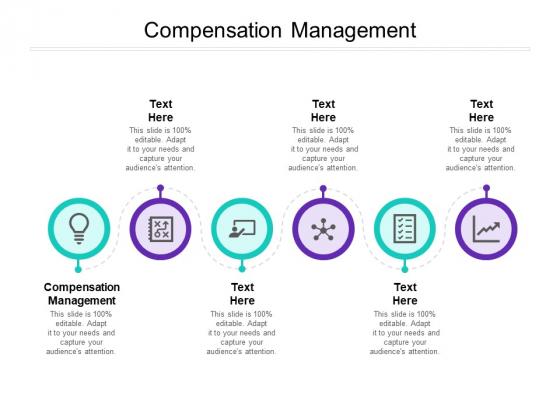 Compensation Management Ppt PowerPoint Presentation Portfolio Master Slide Cpb