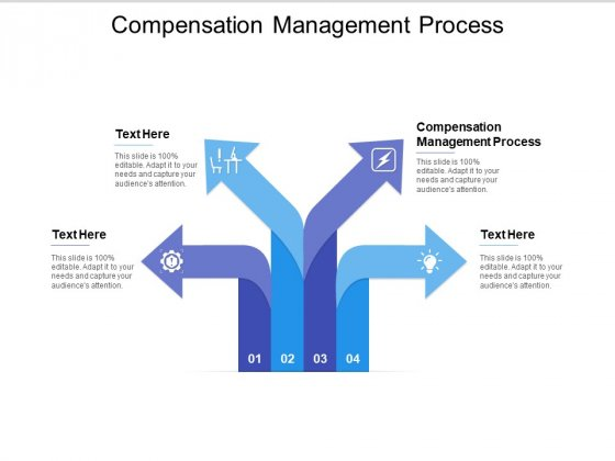 Compensation Management Process Ppt PowerPoint Presentation Styles Grid Cpb