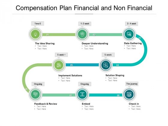 Compensation Plan Financial And Non Financial Ppt PowerPoint Presentation File Structure
