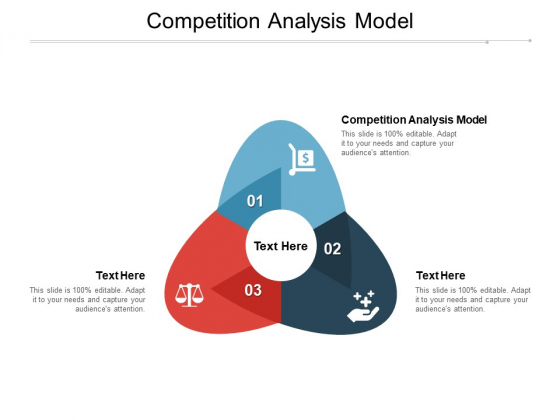Competition Analysis Model Ppt PowerPoint Presentation Portfolio Influencers