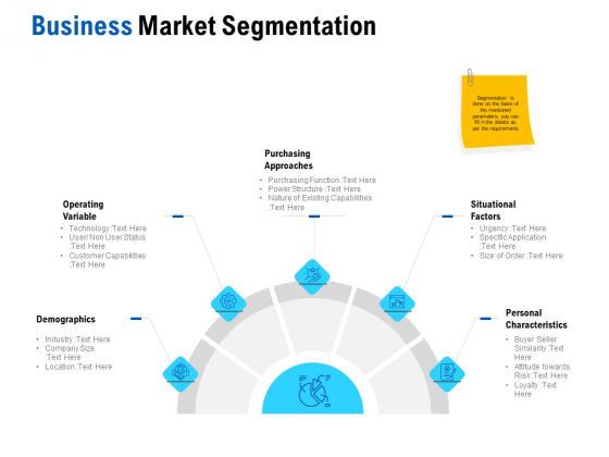Competition In Market Business Market Segmentation Ppt Infographic Template Example 2015 PDF Ppt Icon Template PDF