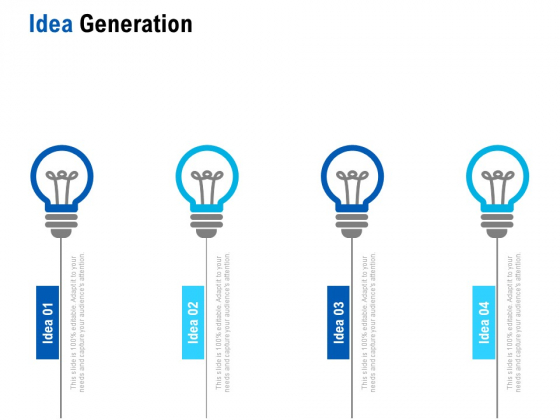 Competition In Market Idea Generation Ppt Gallery Example File PDF