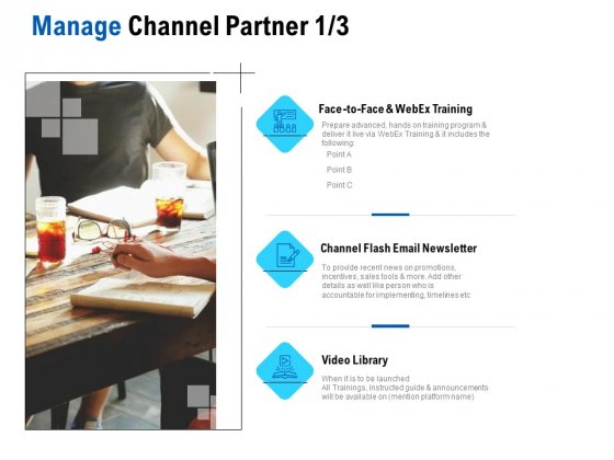 Competition In Market Manage Channel Partner Training Ppt Infographic Template Slide Download PDF