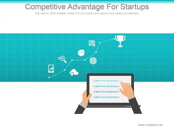 Competitive Advantage For Startups Ppt PowerPoint Presentation Files
