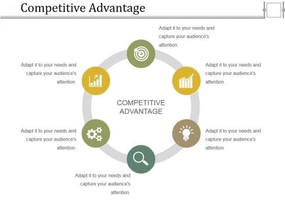 Competitive Advantage Ppt PowerPoint Presentation Inspiration Slides