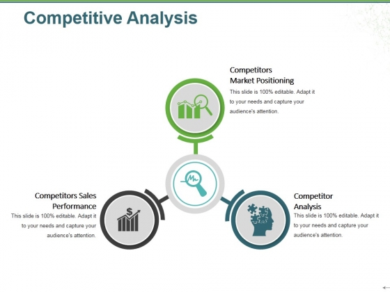 Competitive Analysis Ppt PowerPoint Presentation Professional Skills