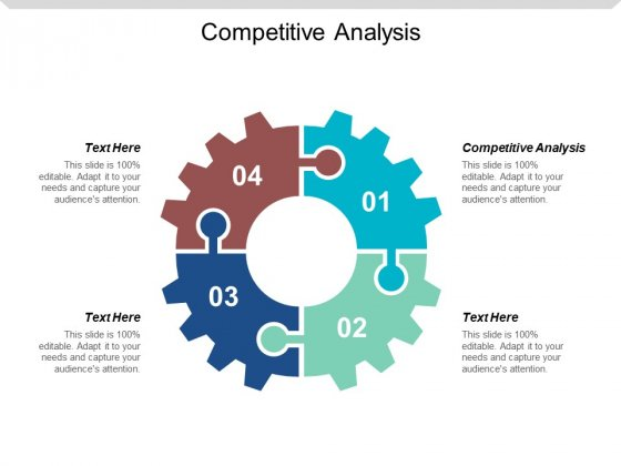 Competitive Analysis Ppt Powerpoint Presentation Slides Demonstration Cpb