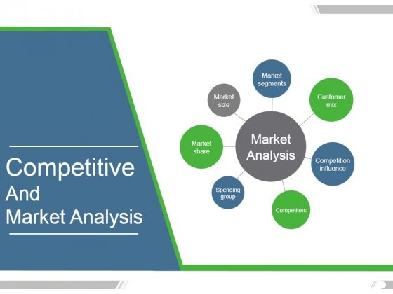 Competitive And Market Analysis Ppt PowerPoint Presentation Icon