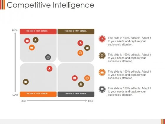 Competitive Intelligence Template 1 Ppt PowerPoint Presentation File Outfit
