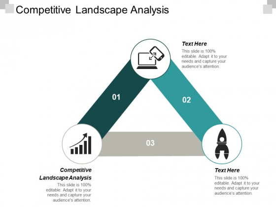 Competitive Landscape Analysis Ppt PowerPoint Presentation Slides Display Cpb