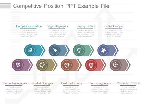 Competitive Position Ppt Example File