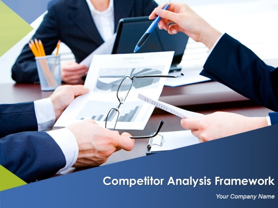 Competitor Analysis Framework Ppt PowerPoint Presentation Complete Deck With Slides