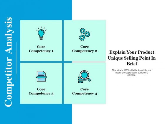 Competitor Analysis Ppt PowerPoint Presentation Show Objects