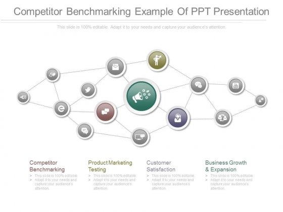 Competitor Benchmarking Example Of Ppt Presentation