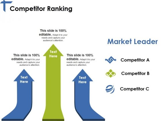Competitor Ranking Ppt PowerPoint Presentation Professional Samples