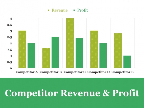 Competitor Revenue And Profit Ppt PowerPoint Presentation Icon Slide Download