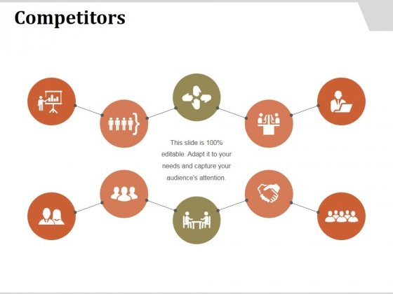 Competitors Ppt PowerPoint Presentation Backgrounds