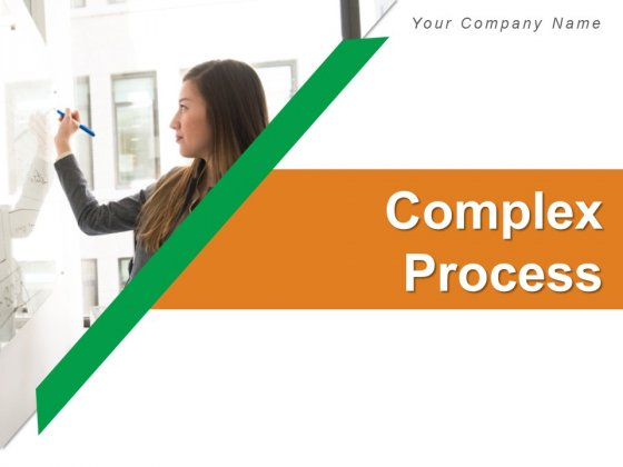 Complex Process Arrows Business Ppt PowerPoint Presentation Complete Deck