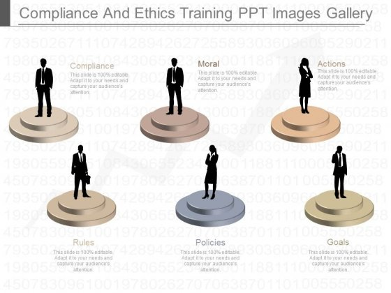Compliance And Ethics Training Ppt Images Gallery
