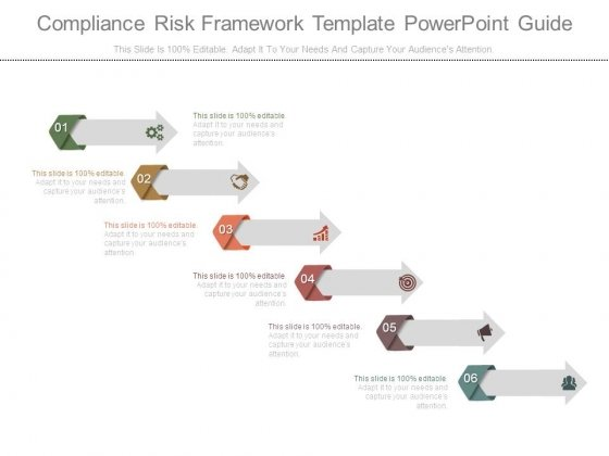 Compliance Risk Framework Template Powerpoint Guide