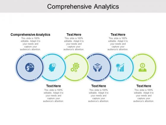 Comprehensive Analytics Ppt PowerPoint Presentation Slides Background Cpb