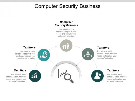 Computer Security Business Ppt PowerPoint Presentation Layouts Background Cpb