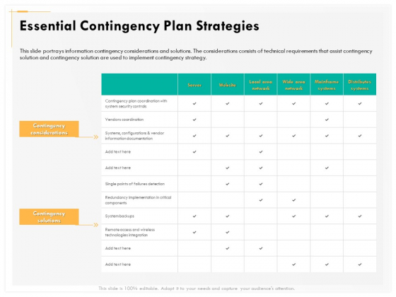 Computer_Security_Incident_Handling_Essential_Contingency_Plan_Strategies_Ideas_PDF_Slide_1