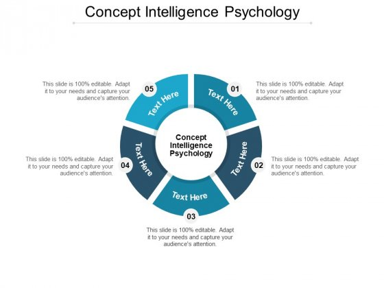 Concept Intelligence Psychology Ppt PowerPoint Presentation Gallery Deck