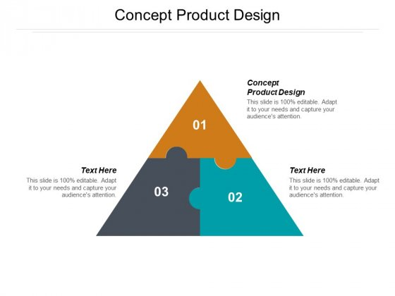 Concept Product Design Ppt PowerPoint Presentation File Mockup Cpb