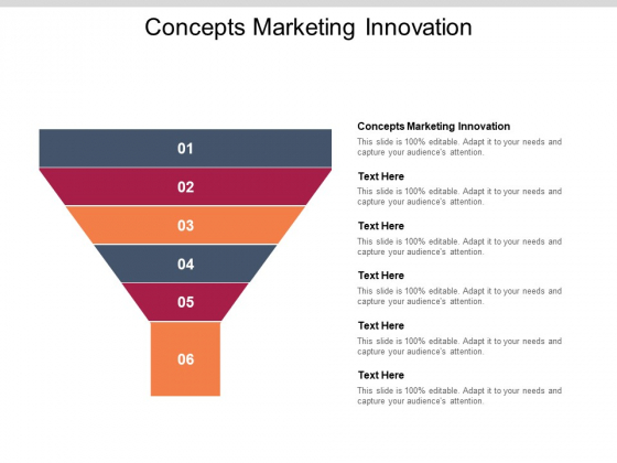 Concepts Marketing Innovation Ppt PowerPoint Presentation Layouts Templates Cpb Pdf