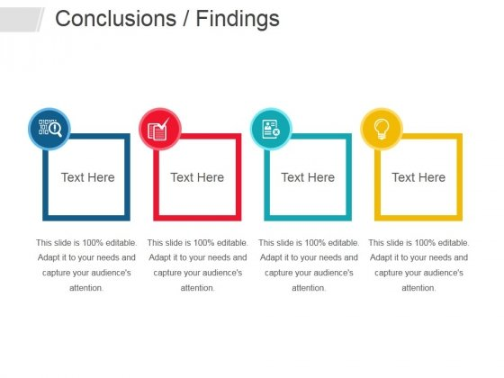 Findings PowerPoint Templates Slides And Graphics