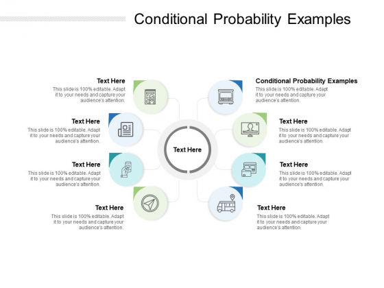Conditional Probability Examples Ppt PowerPoint Presentation Outline Example Introduction Cpb