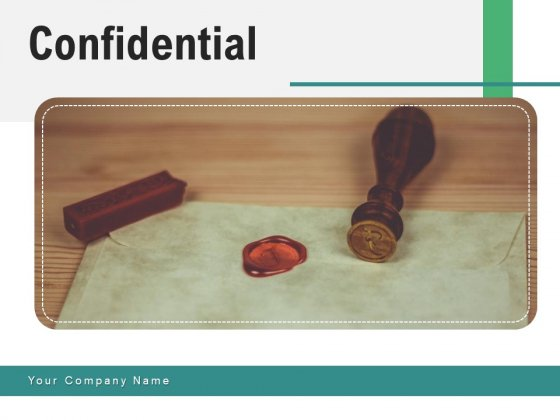Confidential_Business_Newspaper_Ppt_PowerPoint_Presentation_Complete_Deck_Slide_1