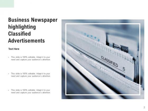 Confidential_Business_Newspaper_Ppt_PowerPoint_Presentation_Complete_Deck_Slide_2