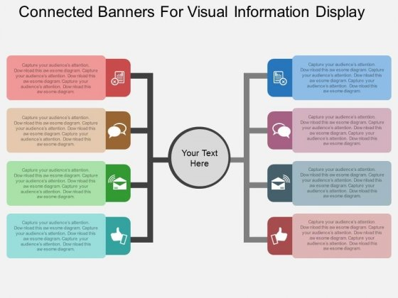 Connected_Banners_For_Visual_Information_Display_Powerpoint_Template_1