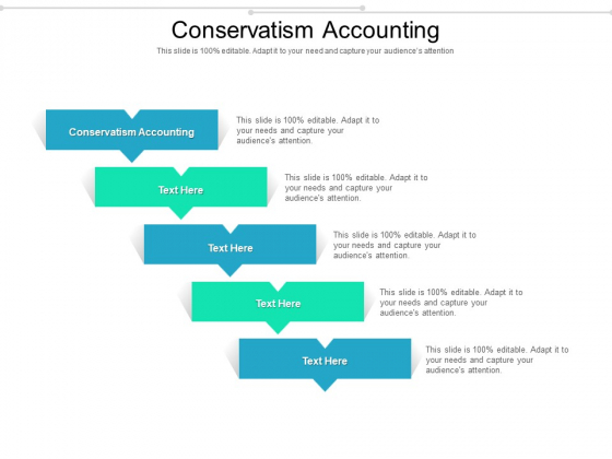 Conservatism Accounting Ppt PowerPoint Presentation Slides Themes Cpb Pdf