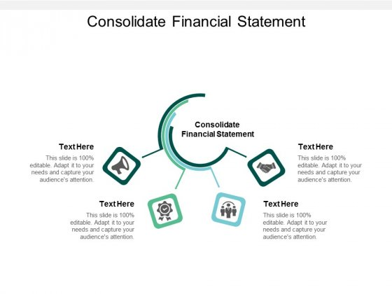 Consolidate Financial Statement Ppt PowerPoint Presentation Inspiration Gallery Cpb