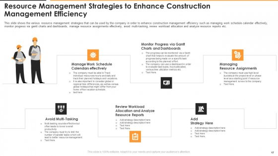 Construction_Management_For_Optimizing_Resource_Efficiency_And_Labor_Capacity_Ppt_PowerPoint_Presentation_Complete_With_Slides_Slide_17