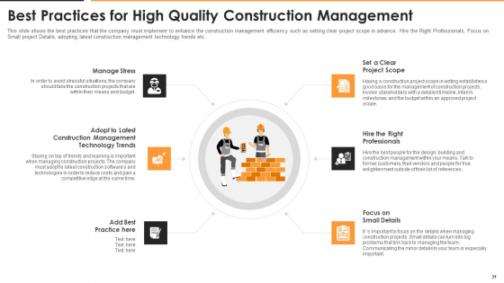 Construction_Management_For_Optimizing_Resource_Efficiency_And_Labor_Capacity_Ppt_PowerPoint_Presentation_Complete_With_Slides_Slide_31